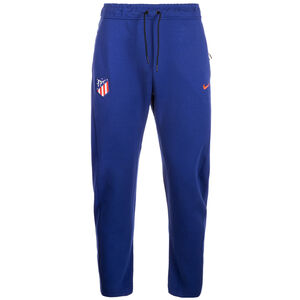 Atletico Madrid Tech Fleece Trainingshose Herren, blau / rot, zoom bei OUTFITTER Online