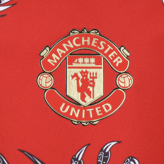Manchester United Chinese New Year Trikot Kinder, rot / schwarz, zoom bei OUTFITTER Online