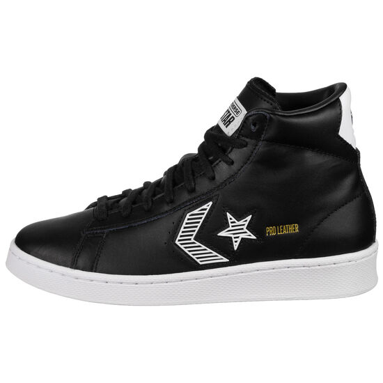 Pro Leather High Sneaker, schwarz / weiß, zoom bei OUTFITTER Online
