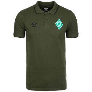 SV Werder Bremen Tipped Poloshirt Herren, grün, zoom bei OUTFITTER Online