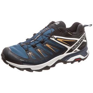 X Ultra 3 GTX Trail Laufschuh Herren, dunkelblau / weiß, zoom bei OUTFITTER Online