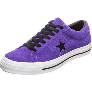 One Star Dark Star Vintage Suede OX Sneaker Herren, lila / schwarz, zoom bei OUTFITTER Online