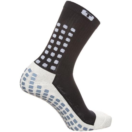 Mid-Calf Cushion Socken Herren, Schwarz, zoom bei OUTFITTER Online
