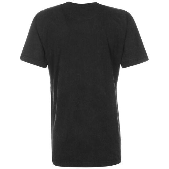 NBA San Antonio Spurs Worn Logo T-Shirt Herren, schwarz, zoom bei OUTFITTER Online