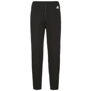 Doubleknit 7/8 Jogginghose Damen, schwarz, zoom bei OUTFITTER Online