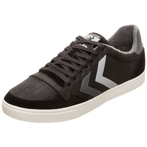 Slimmer Stadil Duo Oiled Low Sneaker, Schwarz, zoom bei OUTFITTER Online
