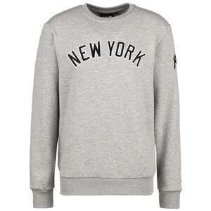 MLB New York Yankees Script Wordmark Sweatshirt Herren, grau, zoom bei OUTFITTER Online