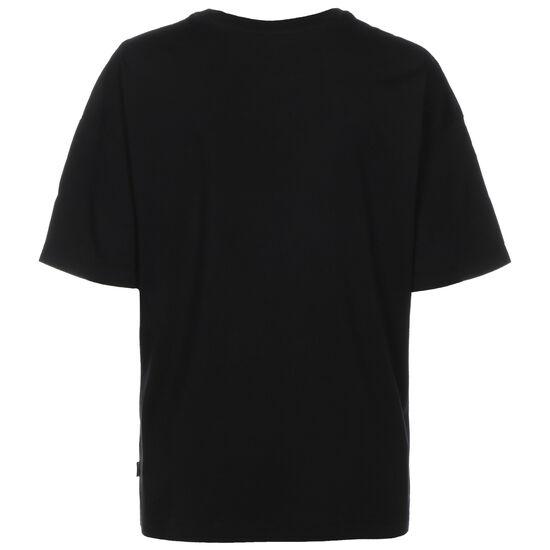 Heart Reverse Print T-Shirt Damen, schwarz, zoom bei OUTFITTER Online