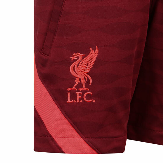 FC Liverpool Strike Trainingsshorts Kinder, rot, zoom bei OUTFITTER Online