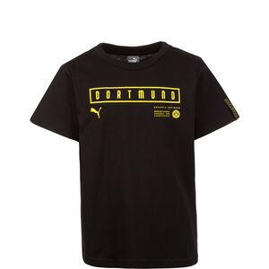 Borussia Dortmund Fan T-Shirt Kinder, schwarz / gelb, zoom bei OUTFITTER Online