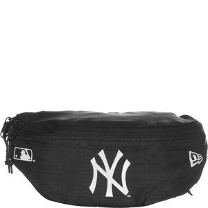MLB New York Yankees Mini Gürteltasche, schwarz / weiß, zoom bei OUTFITTER Online