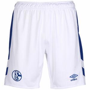 FC Schalke 04 Shorts Home 2021/2022 Herren, blau / weiß, zoom bei OUTFITTER Online