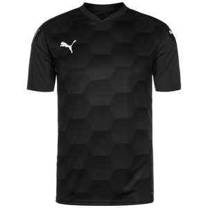 teamFinal 21 Graphic Fußballtrikot Herren, schwarz / dunkelgrau, zoom bei OUTFITTER Online