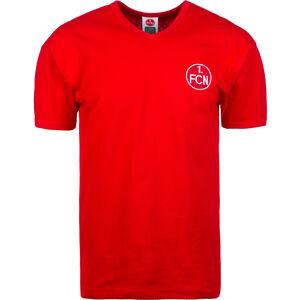 1. FC Nürnberg Max Morlock 1961 Trikot Herren, Rot, zoom bei OUTFITTER Online