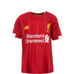 FC Liverpool Trikot Home 2019/2020 Kinder, rot, zoom bei OUTFITTER Online