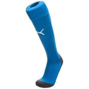 Team Liga Core Sockenstutzen, blau / weiß, zoom bei OUTFITTER Online