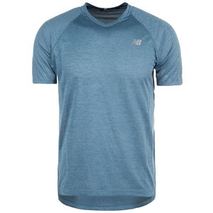 Mesh ICE 2.0 Trainingsshirt Herren, blau, zoom bei OUTFITTER Online