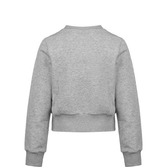 Bold Crew Sweatshirt Kinder, grün / pink, zoom bei OUTFITTER Online