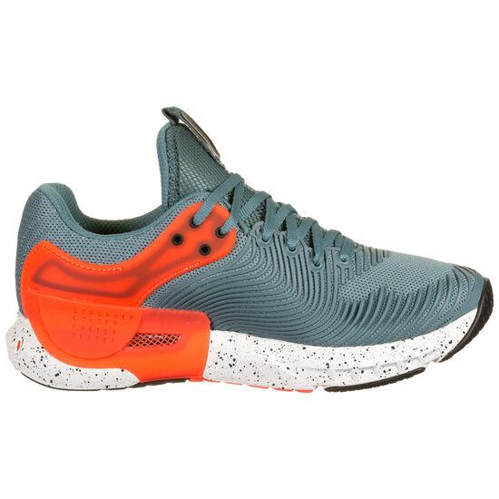 HOVR Apex 2 Trainingsschuh Herren, hellblau / orange, zoom bei OUTFITTER Online