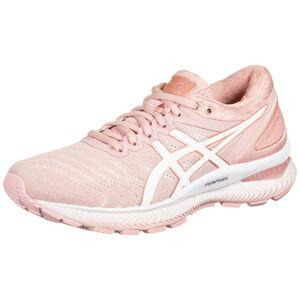 GEL-Nimbus 22 Laufschuh Damen, rosa / weiß, zoom bei OUTFITTER Online