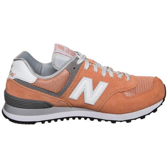WL574-CB-B Sneaker Damen, Orange, zoom bei OUTFITTER Online