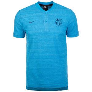 FC Barcelona Grand Slam Poloshirt Herren, blau, zoom bei OUTFITTER Online