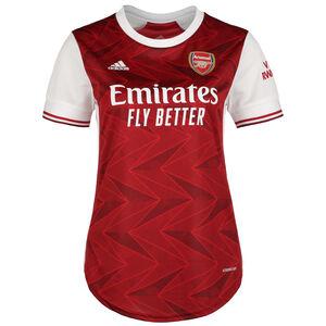 FC Arsenal Trikot Home 2020/2021 Damen, rot / weiß, zoom bei OUTFITTER Online