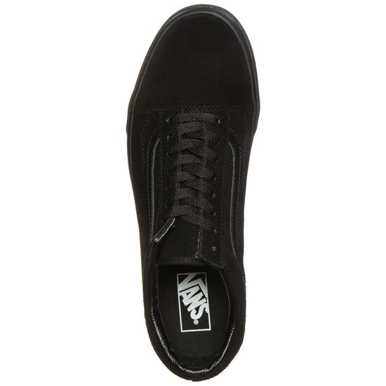 Old Skool Suede Sneaker, Schwarz, zoom bei OUTFITTER Online