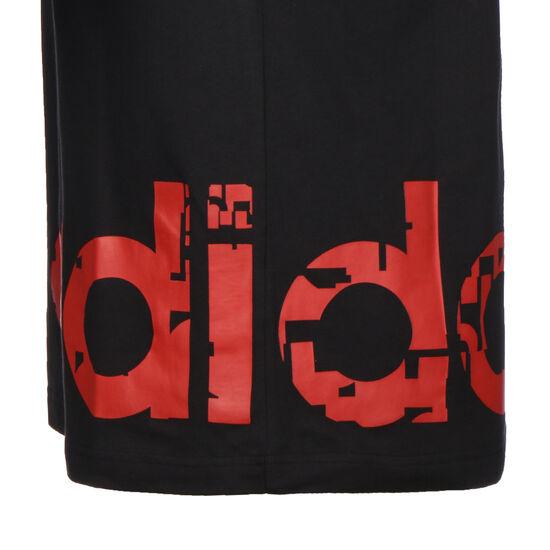 Digital Camo Logo T-Shirt Herren, schwarz / rot, zoom bei OUTFITTER Online