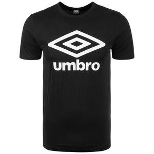Large Logo T-Shirt Herren, schwarz / weiß, zoom bei OUTFITTER Online