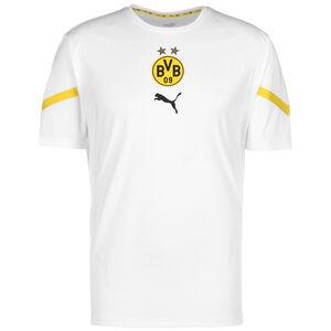 Borussia Dortmund Pre-Match Trikot Herren, weiß / gelb, zoom bei OUTFITTER Online