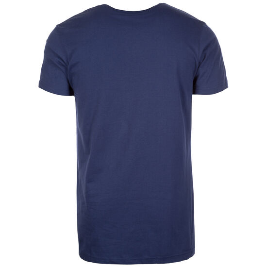 MLB Los Angeles Dodgers Longline T-Shirt Herren, Blau, zoom bei OUTFITTER Online