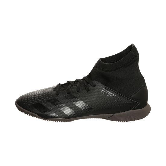 Predator 20.3 Indoor Fußballschuh Kinder, schwarz / grau, zoom bei OUTFITTER Online