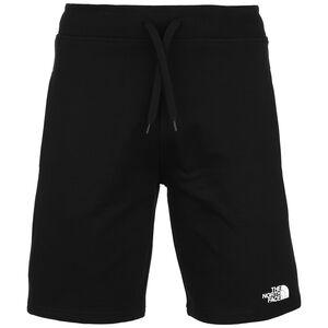 Standard Light Shorts Herren, schwarz / weiß, zoom bei OUTFITTER Online