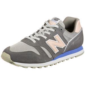 373 Sneaker Damen, grau / korall, zoom bei OUTFITTER Online