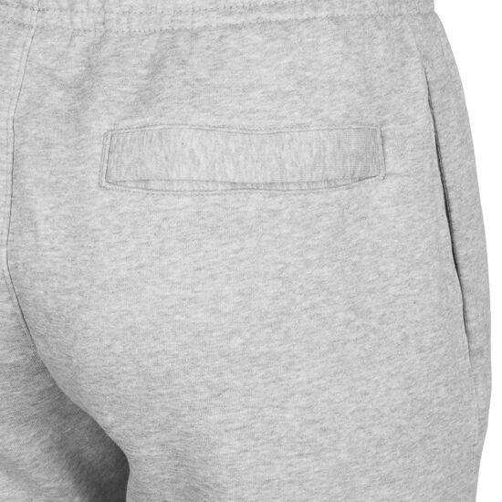 Fleece Club Jogginghose Herren, dunkelgrau / silber, zoom bei OUTFITTER Online