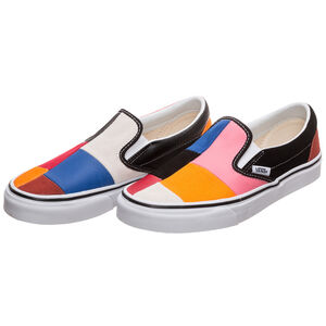 Classic Slip-On Patchwork Sneaker Damen, bunt, zoom bei OUTFITTER Online