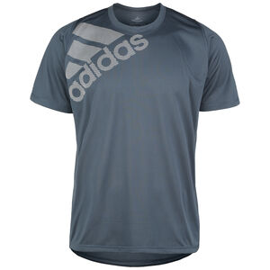 FreeLift BOS Graphic Trainingsshirt Herren, dunkelblau / grau, zoom bei OUTFITTER Online
