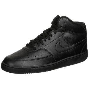 Court Vision Mid Sneaker Herren, schwarz, zoom bei OUTFITTER Online