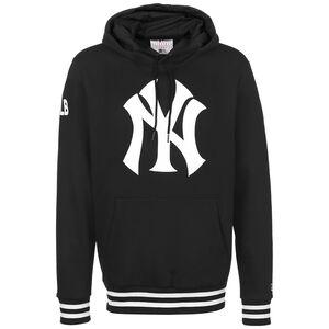 MLB Bold Logo New York Yankees Kapuzenpullover, schwarz, zoom bei OUTFITTER Online