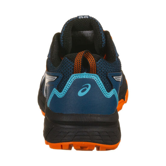 Gel-Venture 8 GS Laufschuh Kinder, blau / orange, zoom bei OUTFITTER Online