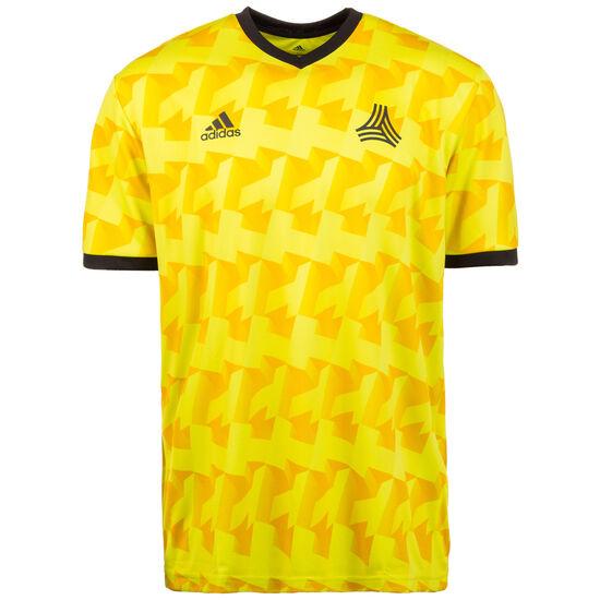 Tango AOP Fußballtrikot Herren, gelb / schwarz, zoom bei OUTFITTER Online