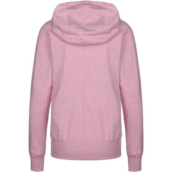 Gym Vintage Kapuzenjacke Damen, rosa / weiß, zoom bei OUTFITTER Online