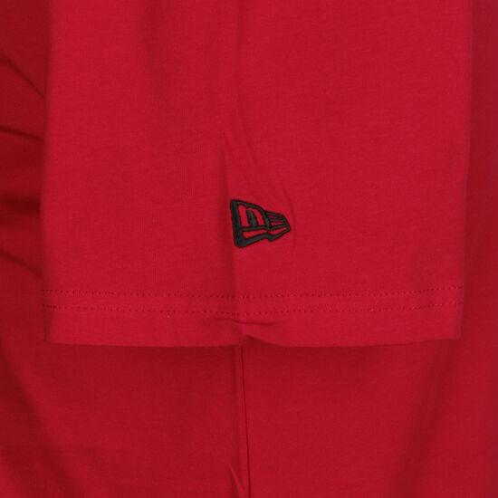 NBA Team Champion Crew Chicago Bulls Herrenshirt, rot / weiß, zoom bei OUTFITTER Online