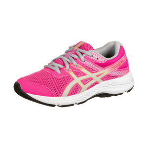 Gel-Contend 6 GS Laufschuh Kinder, pink / rosa, zoom bei OUTFITTER Online