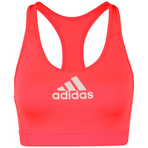 Don't Rest AlphaSkin Sport-BH Damen, pink / weiß, zoom bei OUTFITTER Online