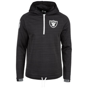 NFL Half-Zip Engineered Oakley Raiders Sweatshirt Herren, schwarz, zoom bei OUTFITTER Online