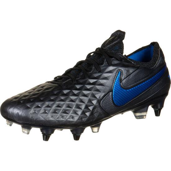 Tiempo Legend VIII Elite SG-Pro AC Fußballschuh Herren, schwarz / blau, zoom bei OUTFITTER Online