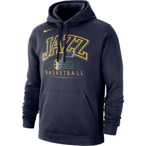 Utah Jazz Hoodie Herren, dunkelblau / orange, zoom bei OUTFITTER Online
