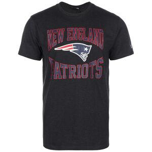 NFL New England Patriots Team Logo T-Shirt Herren, schwarz / rot, zoom bei OUTFITTER Online